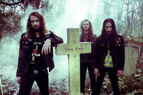 "BEASTMAKER - Détail nouvel album ; Clip ""Nature Of The Damned"""