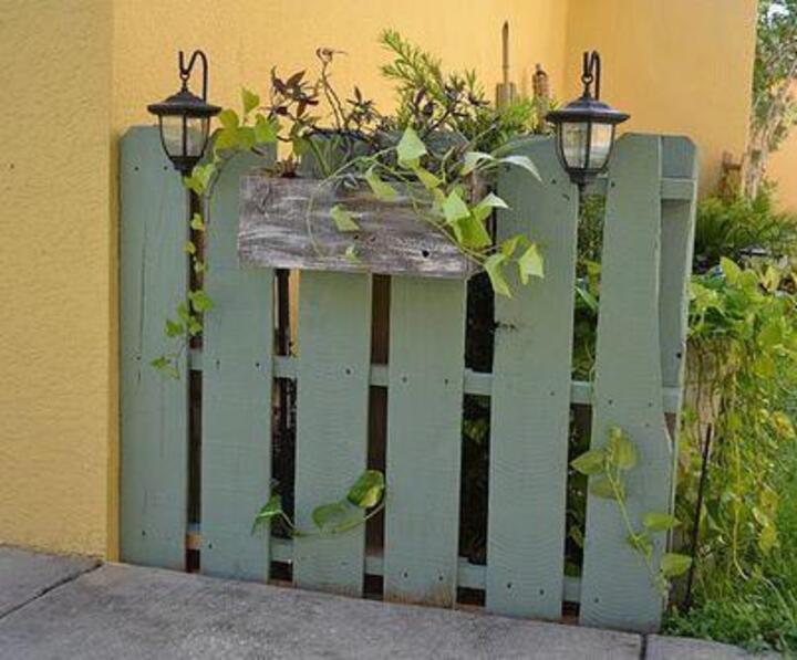 - idées pour le jardin ?