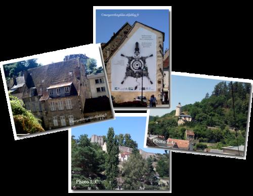 Aubusson  (Creuse) capitale de la tapisserie - 1