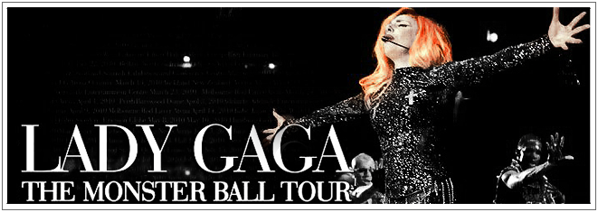 Le DVD du Monster Ball Tour
