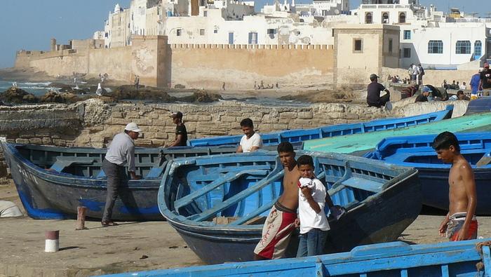 Le Maroc En 5 Villes Par Léa Jessica Gauthier...