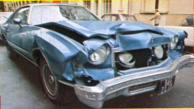 11 avril 1974 : L'accident de voiture de Ringo !!!