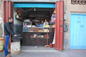 TIZNIT - VENDEUR DE CACAHUETES
