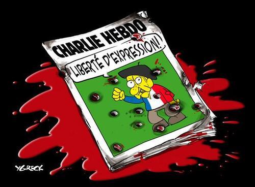 Des caricaturistes répondent armés de leurs crayons