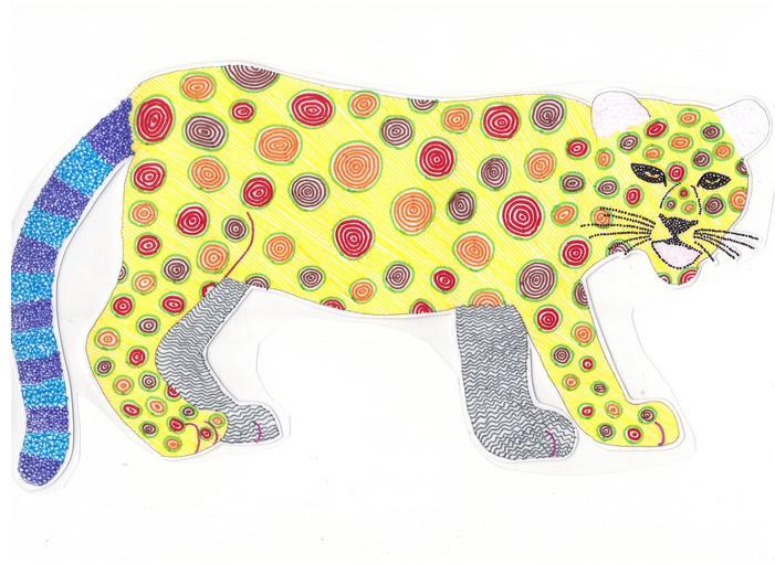 graphisme jaguar