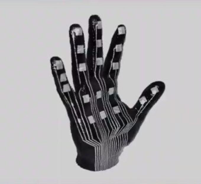 Vers une peau électronique