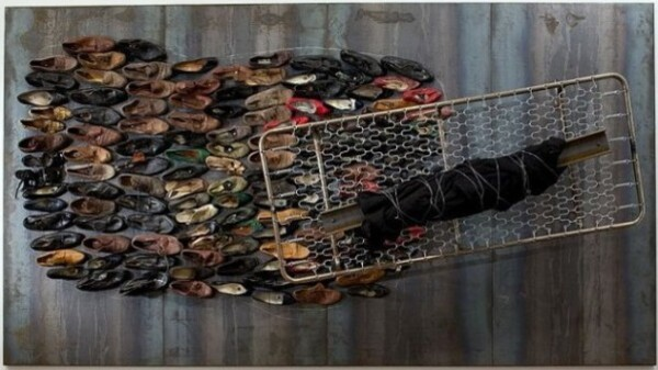 3-Jannis-Kounellis--2006-Iron-plates--shoes--bed-frame--ste.jpg