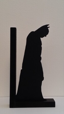 Silhouette BATMAN