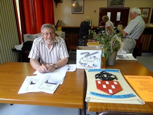 Les associations châtillonnaises ont été à l'honneur à Aignay le Duc les 10 et 11 août...