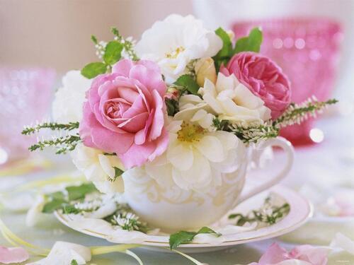 Belles Roses Bouquets