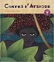 image couverture contes d'Afrique