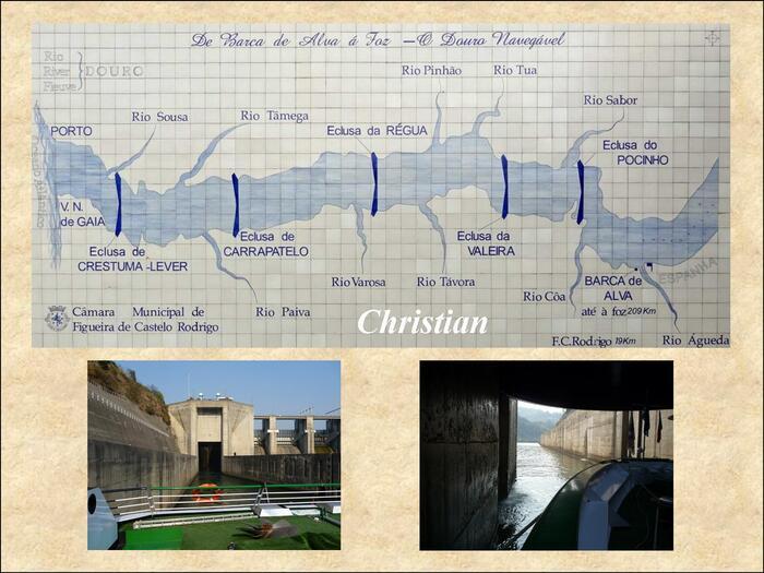Croisière sur le Douro VIII...