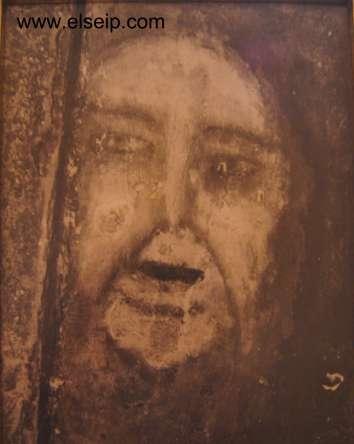 Les visages de Belmez