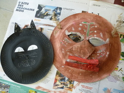 Le masque africain