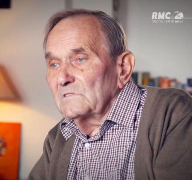 Günther, 16 ans en 1945, témoigne...