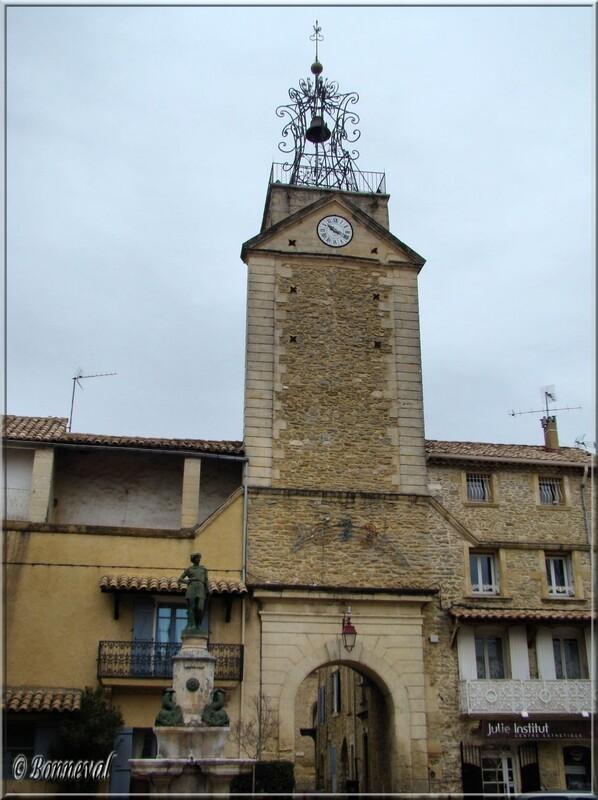 Campanile de la Tour de l'Horloge Gard
