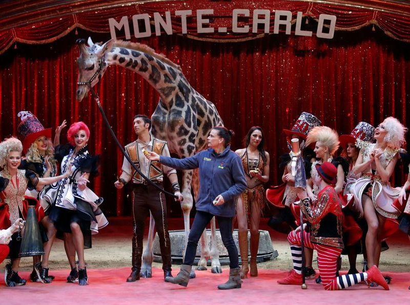 42e édition du Festival international du cirque de Monte-Carlo.
