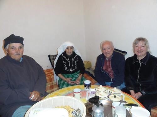 29 janvier, Takat vers Aglou chez ALI
