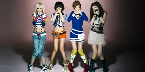 Top 100 Kpop) 93 Miss A