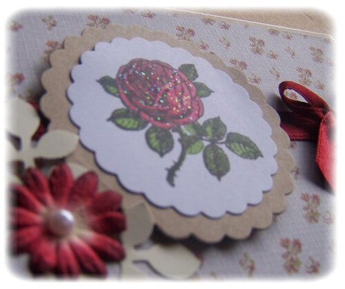 Des roses rouges