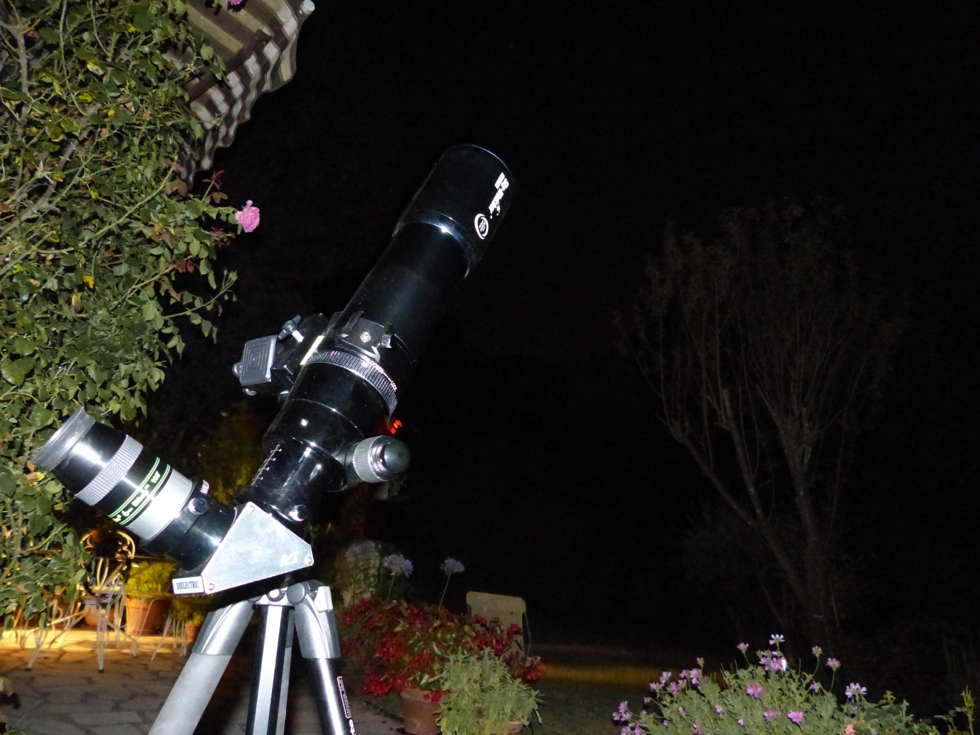 lunette skywatcher equinox 80 mm