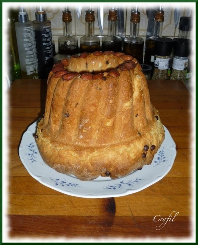 Il était bien bon ce gâteau...