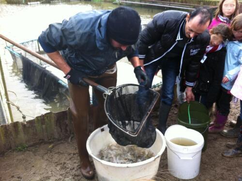 Journée Pêche à Lachaussée