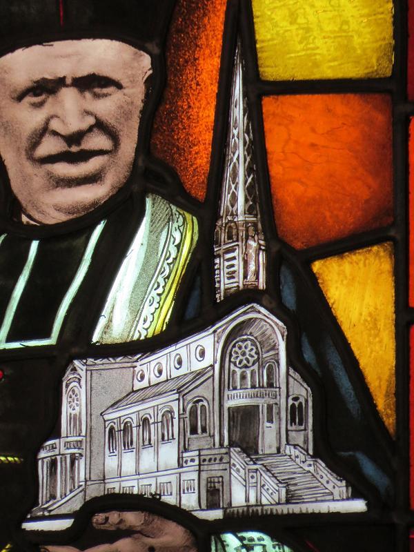 L' église du Christ-Roi Migennes (89)