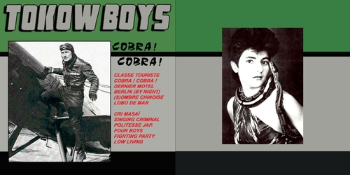 Frenchy But Chic # 100! Tokow Boys - Cobra! Cobra! (1981)