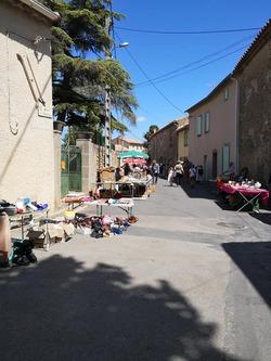 Petit village de l'Aude!