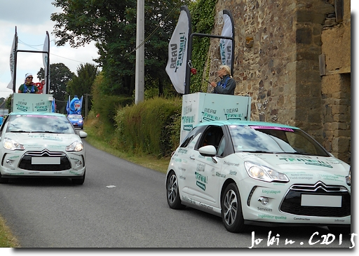 Suite 2 Carvane Tour de France 2015