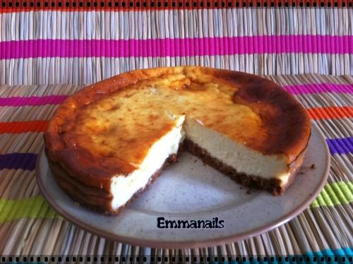 La rubrique du dimanche : Cheese Cake