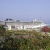 Le port maritime de Civitavecchia qui dessert Corse et Sardaigne