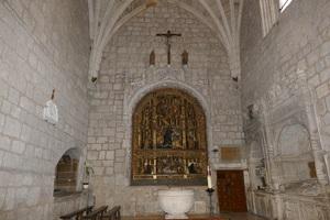 De Saint Gérand-de Vaux à Burgos.