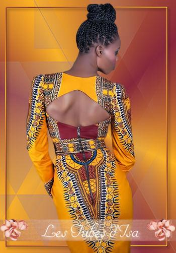 AF0022 - Tube femme africaine