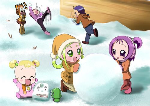 Bon Janvier d'hiver