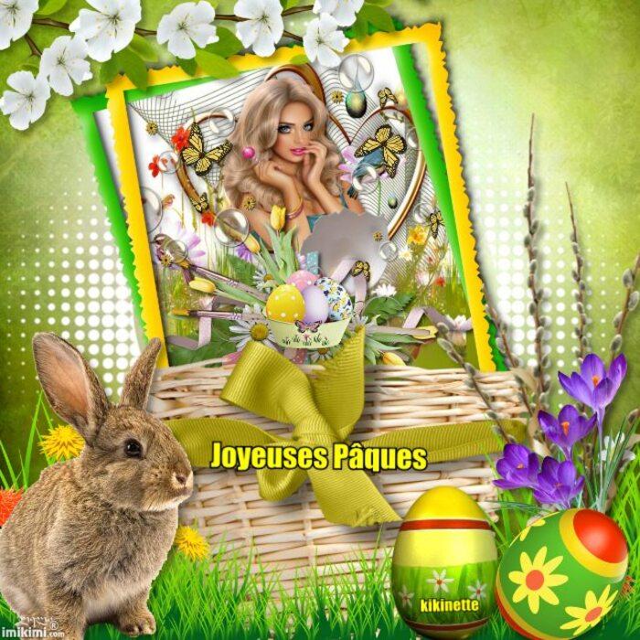 Joyeyuses Pâques