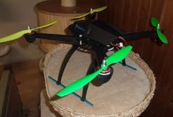 drone et quadracopter