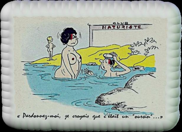 Pardon madame Je suis confus (Humour)