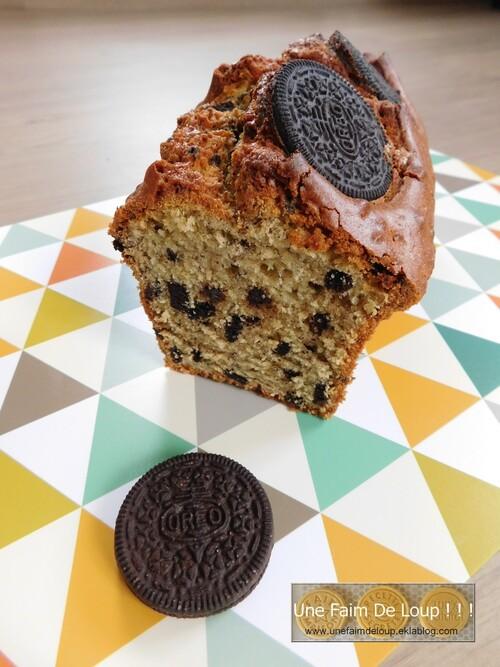 Cake aux Oreo