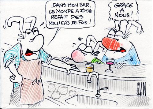 Les CRO-BAR !