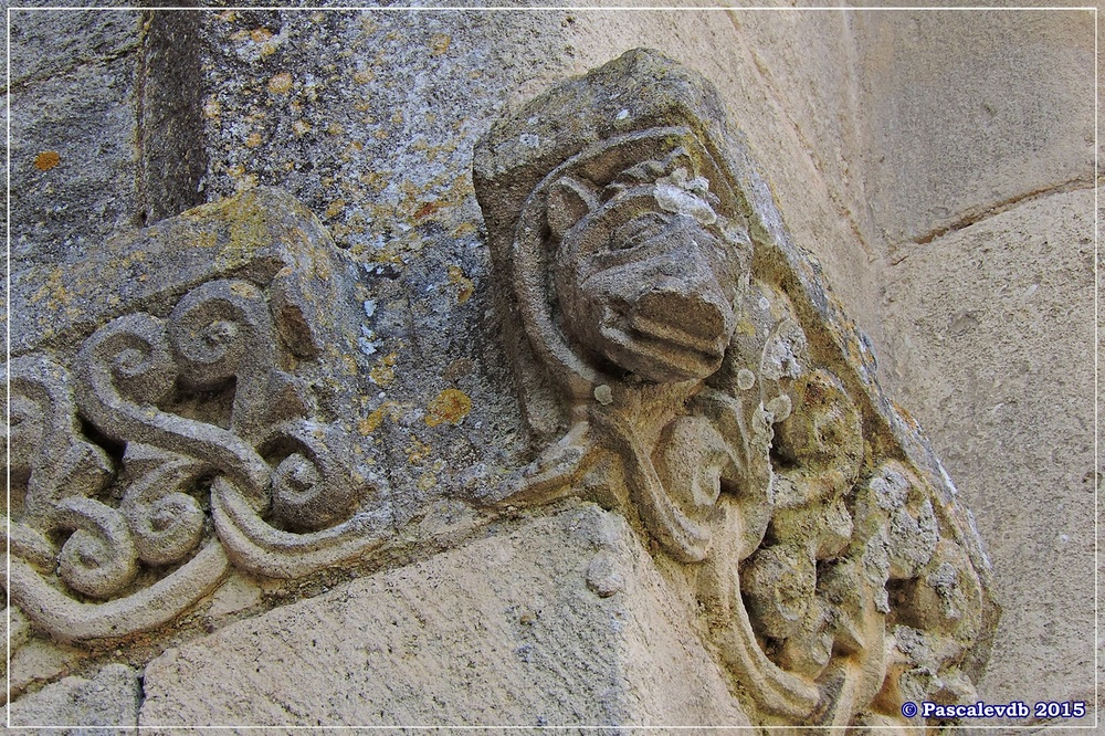 L'abbaye de La Sauve-Majeure - Août 2015 - 7/10