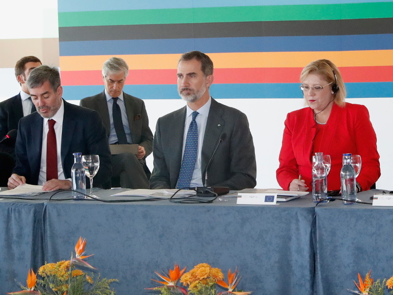 XXIII Conferencia de las Regiones Ultraperifericas
