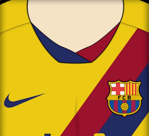 maillot Barcelone exterieur 2019-2020 prediction