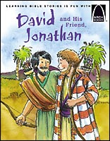 David and His Friend Jonathan - Arch Books