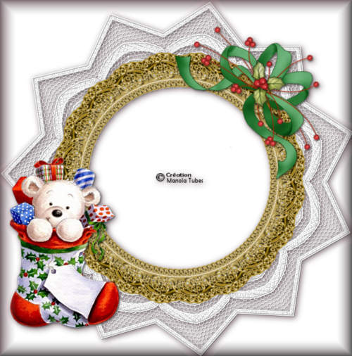 Tube Cluster de Noel 2972