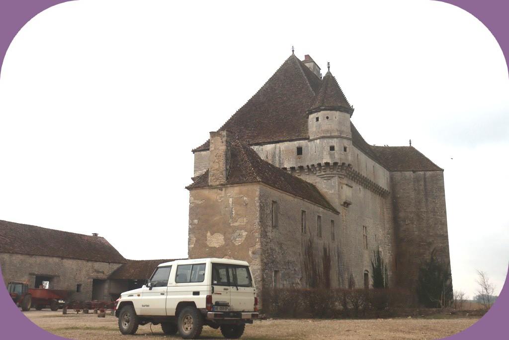 CHATEAU DE ROSIERES (CÔTE D'OR)