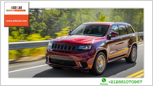 Location voiture tout terrain à Casablanca – Jeep Grand Cherokee Limited