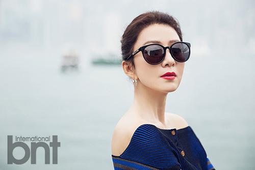 Kim Hee Hae pour bnt International