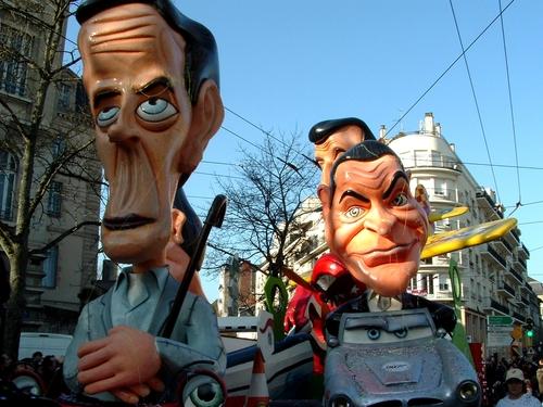 Ce dimanche 3 mars 2013 , une belle journée Carnavalesque dans les rue de Limoges